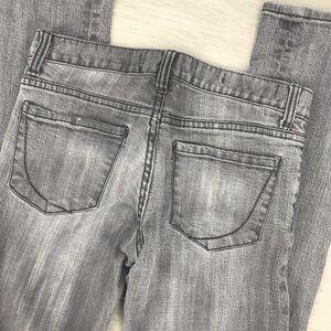 Paperdenim&cloth jeans Natalie low rise grey 25